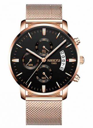 Relógio Original Nibosi Rosado Comprar