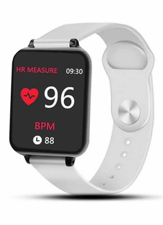 relógio smartwatch Branco RI001