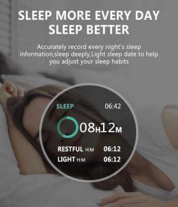 Relógio Smart Watch Inteligente Fit Pressão Arterial Sono B57 RI001