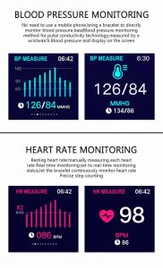 Relógio Smart Watch Inteligente Fit Pressão Arterial B57 Graficos RI001