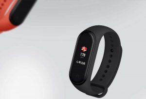Relógio Inteligente Smartwatch Xiaomi Mi Band 4 Versão Global Tela MoledRI002