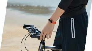Relógio Inteligente Smartwatch Xiaomi Mi Band 4 Versão Global Ciclismo RI002