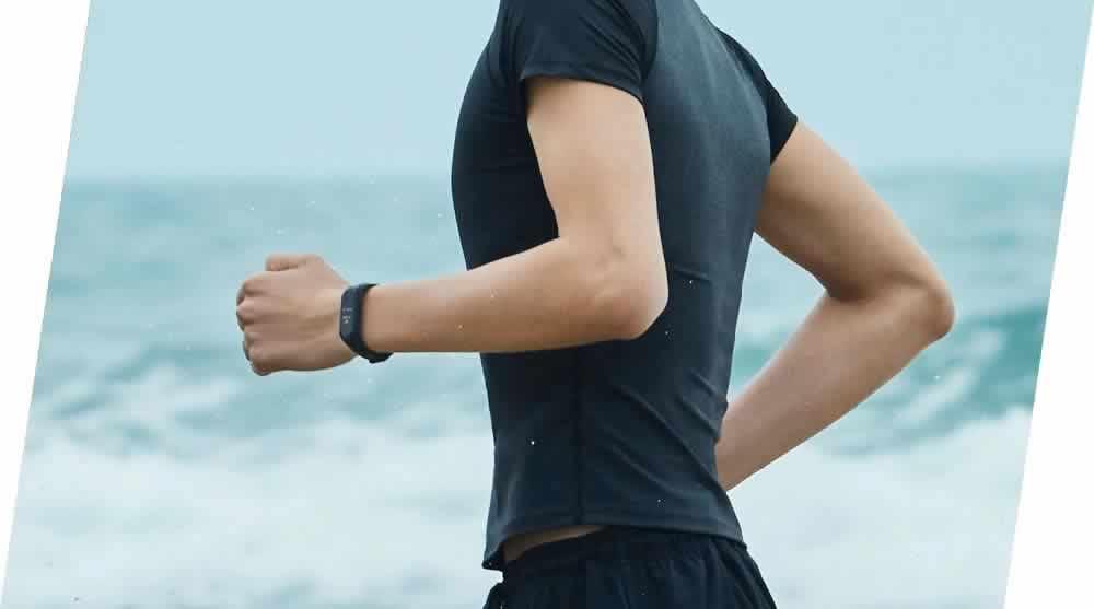 Relógio Inteligente Smartwatch Xiaomi Mi Band 4 Versão Global Corrida Rústica RI002