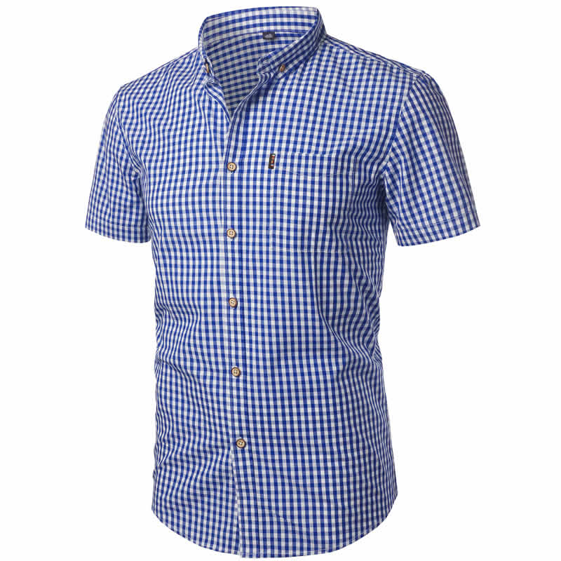 camisa xadrez masculina, camisa xadrez masculina algodão, camisa xadrez masculina GG, camisa xadrez masculina slim fit, camisa xadrez masculina country, camisa xadrez masculina como usar, camisa xadrez masculina barata Azul Escuro Lado