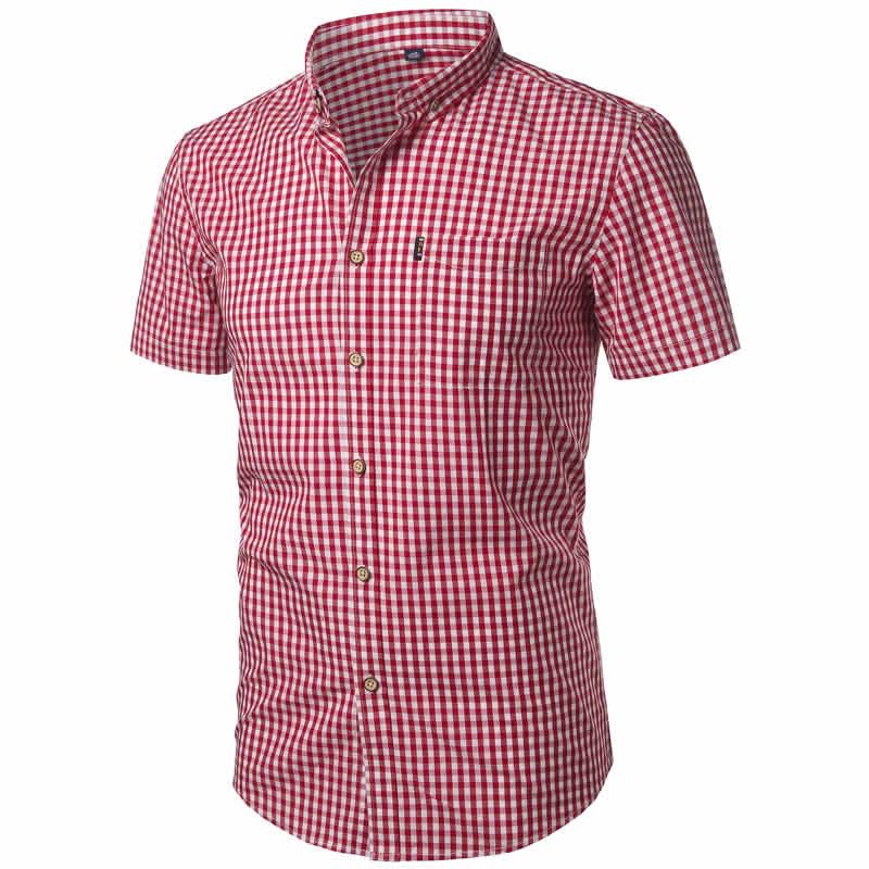 camisa xadrez masculina, camisa xadrez masculina algodão, camisa xadrez masculina GG, camisa xadrez masculina slim fit, camisa xadrez masculina country, camisa xadrez masculina como usar, camisa xadrez masculina barata Vermelha Lado