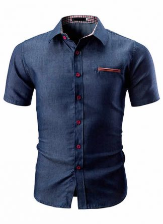 Blusa Masculina Slim Fit