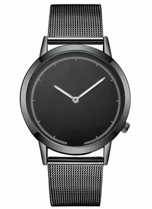 Relógio Masculino de Luxo Preto