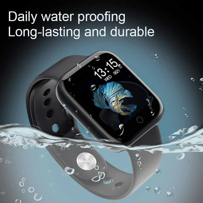Relógio Eletrônico Smartwatch CF T80 - IP68 - Android e iOS - + 1 Pulseira de Brinde