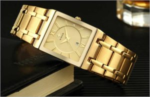relógio wwoor masculino luxo