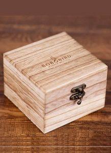 Caixa relogio de madeira chilli beans, relogio de madeira bobo bird, relogio de madeira pulso, relogio de madeira quartzo, relógios sustentáveis, relogio sustentavel, truwood relogios