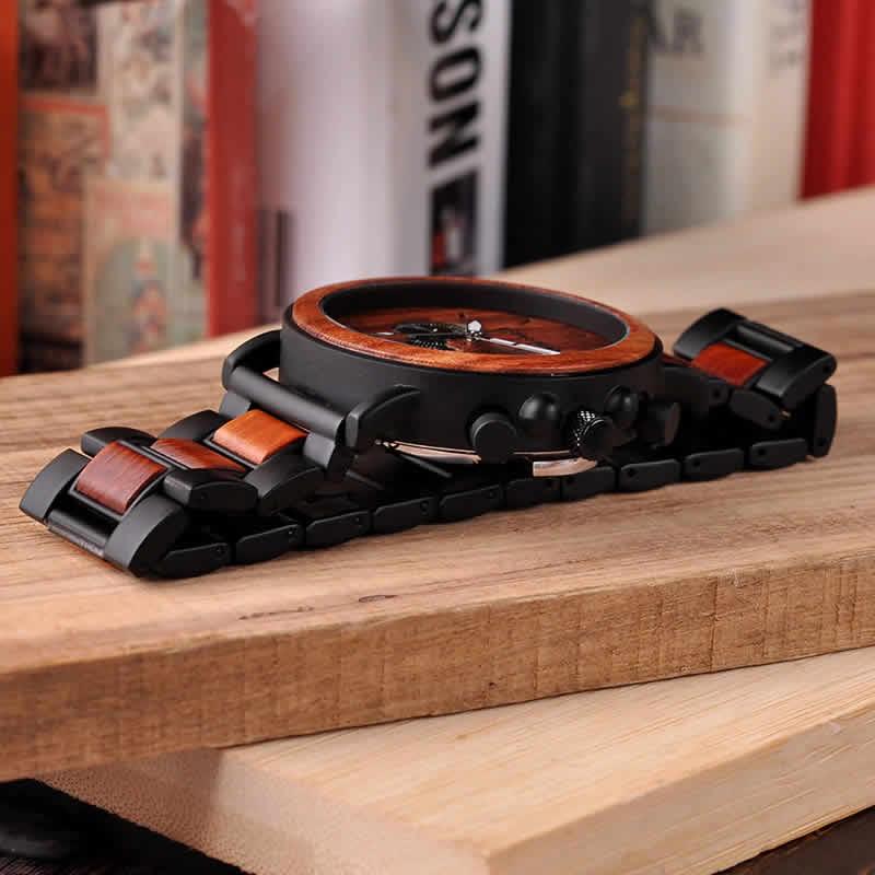 relogio de madeira pulso quartzo masculino chilli beans relogio de madeira bobo bird relogio de madeira parede relogio sustentavel truwood