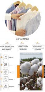 Camisa Masculina Slim Fit Mixers algodão Natural