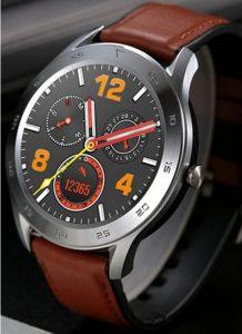 Smartwatch Relógio Eletrônico Magnus DT98 Marrom Claro