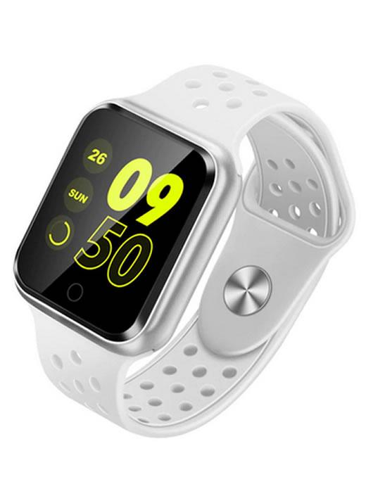 Relógio Smartwatch OLED Pró Série 2 - Android ou iOS Branco