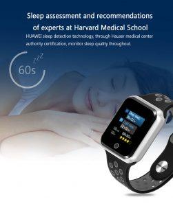 Smart Watch PRO 2019 a Prova d'agua Monitoramento do Sono
