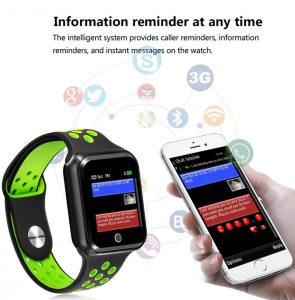 Smart Watch PRO 2019 a Prova d'agua Aplicativo
