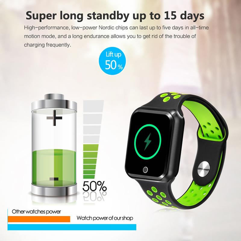 Smart Watch PRO 2019 a Prova d'agua Bateria Durável