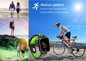 Smart Watch PRO 2019 a Prova d'agua Ciclismo