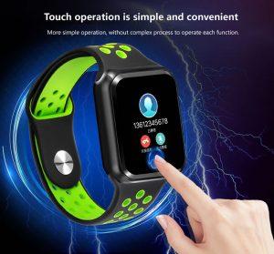 Smart Watch PRO 2019 a Prova d'agua Relógio Recebe Ligações
