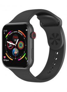 Relógio Smartwatch F10 - iOS / Android Preto