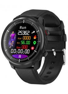 Smartwatch Relógio Eletrônico CF L3 IP68 Preto