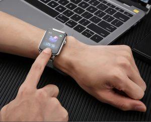 Smartwatch Relógio Eletrônico Y6 Pro Style Batimento Cardiaco