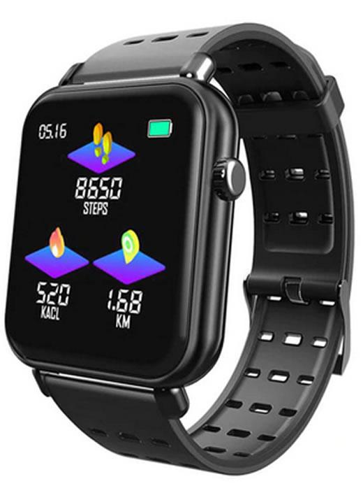 Smartwatch Relógio Eletrônico Y6 Pro Style Preto