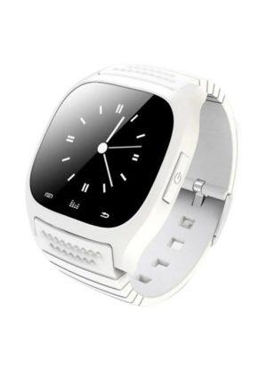 Relógio Inteligent M26 Smartwatch Bluetooth Branco