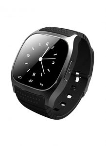 Relógio Inteligent M26 Smartwatch Bluetooth Preto
