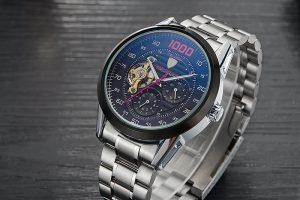 Relógio Automático Tevise 1000 Turbilhão Luxury