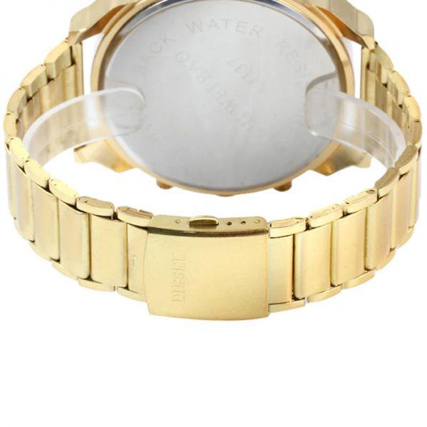 Relógio Shiweibao Luxo Dourado
