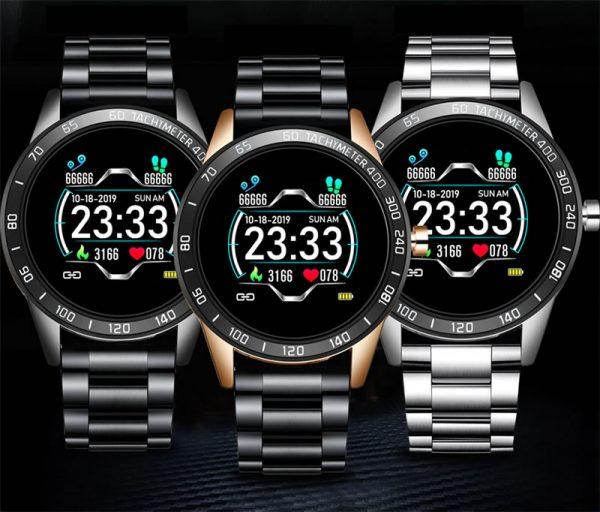 Relógio Smartwatch Relógio Eletrônico Lige Force 3 Modelos Para sua Escolha