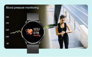Smartwatch Relógio Eletrônico Q8 Gear Esportes