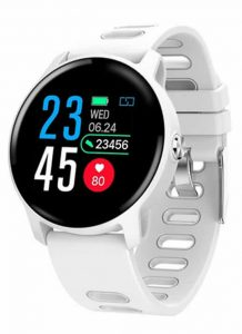 Relogio Smartwatch S08 Original Inteligente- Ip68 SENBONO S08 Branco