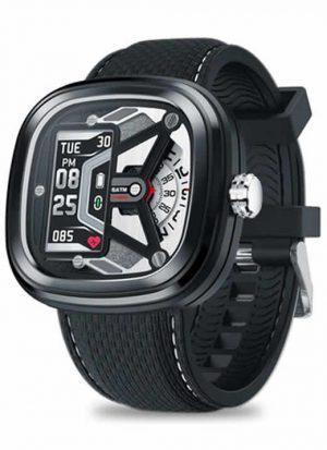 SmartWatch Relógio Eletrônico Zeblaze Hybrid 2 Preto