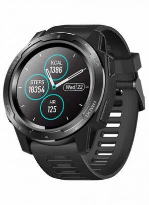 Smartwatch Relógio Eletrônico Zeblaze Vibe 5 Preto