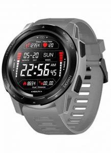 Smartwatch Relógio Eletrônico Zeblaze Vibe 5 Cinza