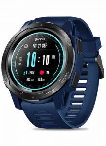 Smartwatch Relógio Eletrônico Zeblaze Vibe 5 Azul