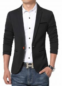 Blazer Slim Fit Importado