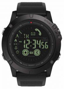 SmartWatch Relógio Eletrônico Zeblaze VIBE 3 Flagship - Notificação de mensagens (facebook, whatsapp, twitter, skype, etc..)Notificação de chamadas recebidas