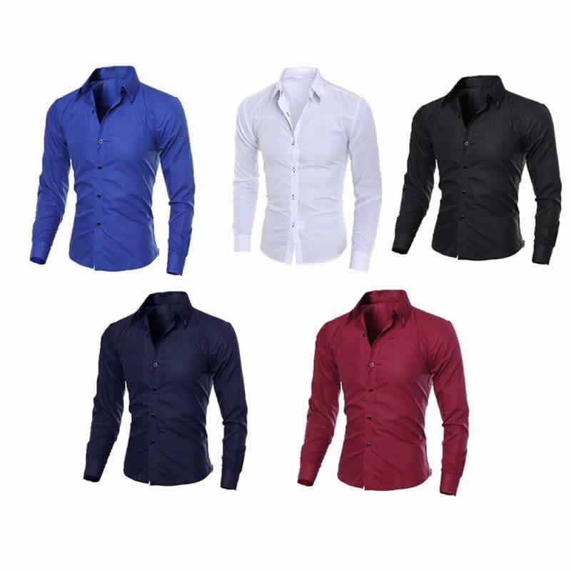 camisas importadas masculinas moda comprar