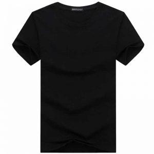 Kit 6 Camisas Masculinas Algodão Lisas