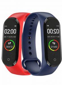 Relógio Inteligente Mi Band 4 Smartwatch Fitness