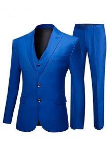 Kit terno masculino Blazer Colete e Calça Pronta Entrega, Eventos Formaturas, Casaentos