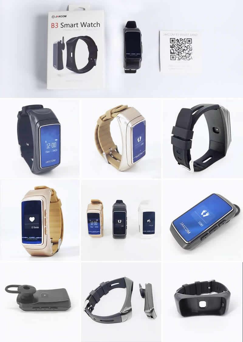 Relógio Inteligente Jakcom B3 Smartwatch, Android
