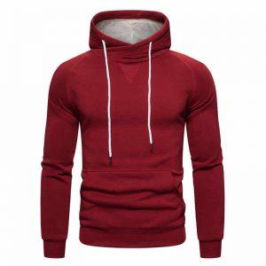 Blusa Moleton Wishes - Vermelha