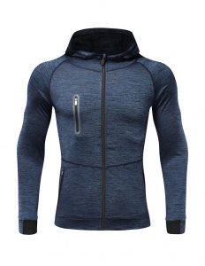 Blusa Academia e Esportes Fitness – Azul