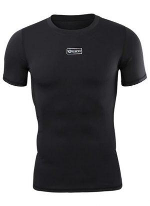 Camisa Estilo Tático Militar Preta