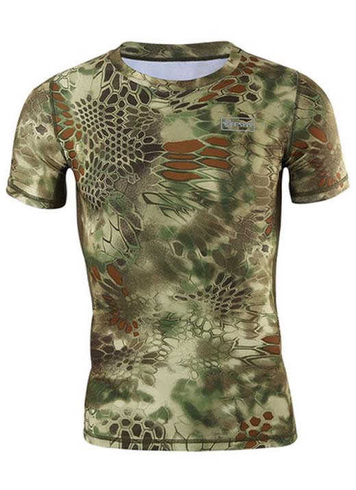 Camisa Estilo Tático Militar Exército