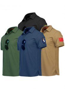 Camisas Militares Polo